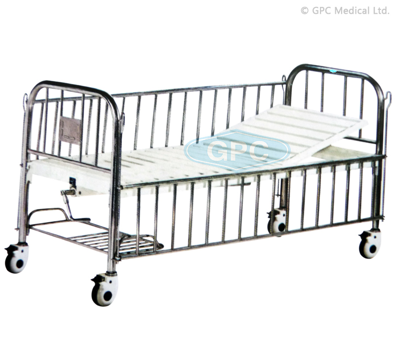 Child Bed with Side Railing