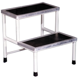 Foot Step- Two Steps  sc 1 st  Hospital u0026 Medical Furniture & Step Stool Manufacturers | Medical Step Stools Suppliers ... islam-shia.org