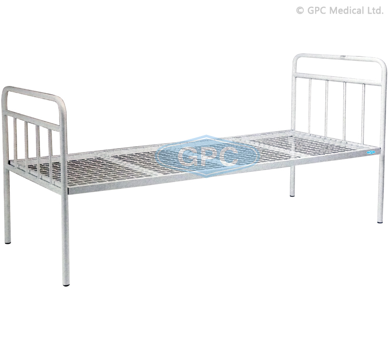 Hospital Bed with Bars