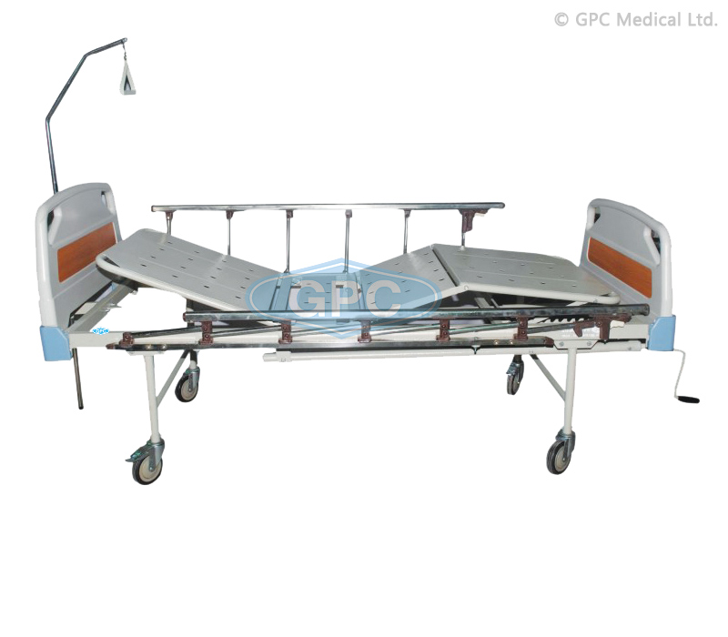 Hospital Bed with Four Section