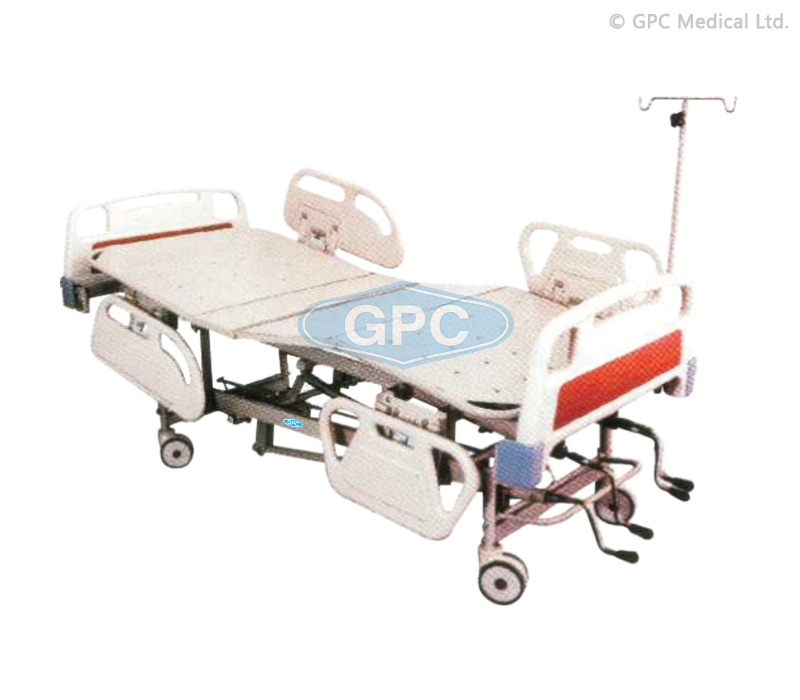 ICU Bed Mechanical (ABS Panels & Side Railings)