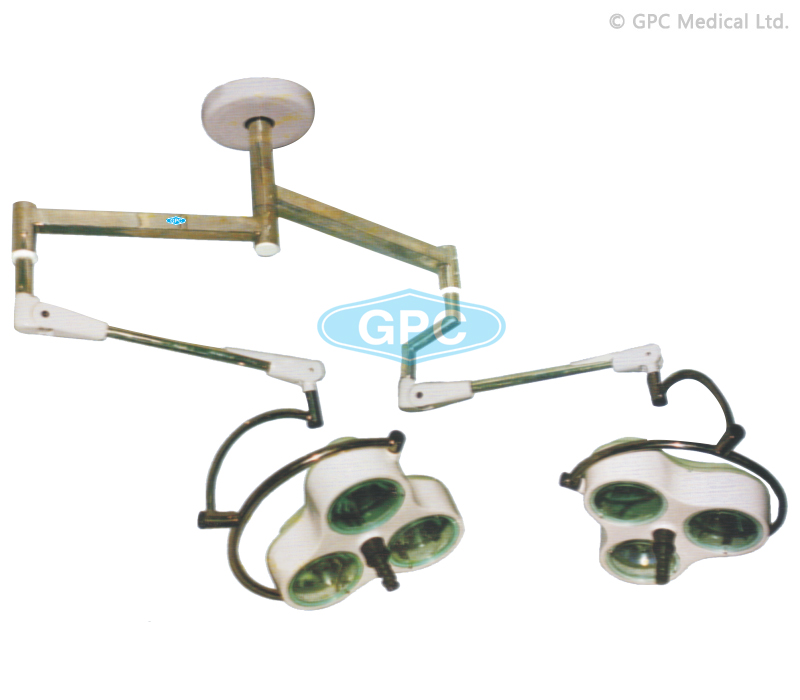 Operating Lamp with Twin Dome
