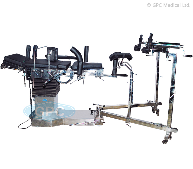Operating Table for C-Arm-Electromechanical