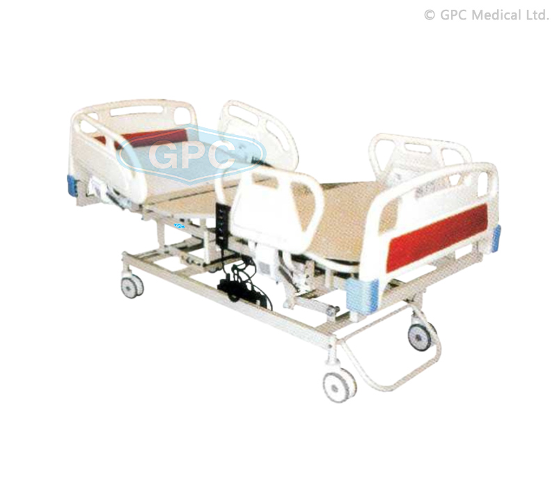 ICU Bed Electric (ABS Panels & side Railings)