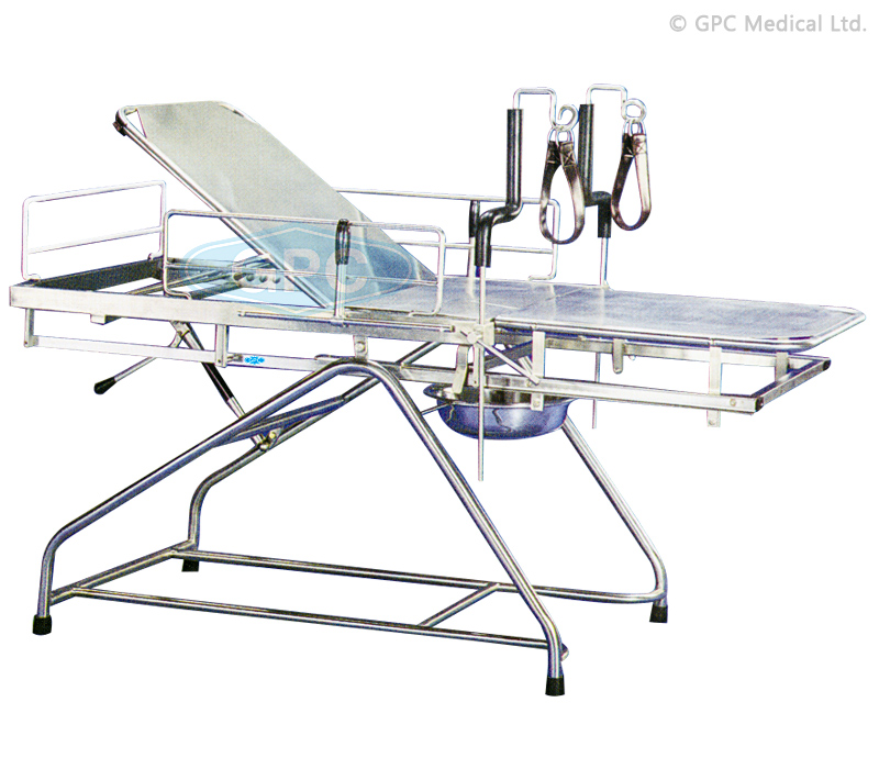 Obstetric - cum - Gynae Table